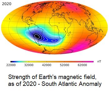 R1Z8_Earths Magnetic Field-SAA_LEO Orbit