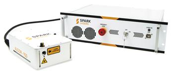 Alcor Laser: Mode Locked Fiber Laser by Spark Laser
