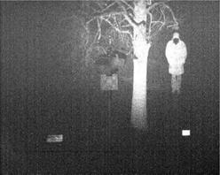 Active Night Vision Laser Image