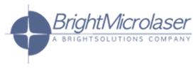 Bright Microlaser