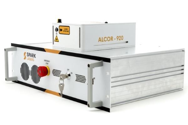 Alcor Femtosecond Laser