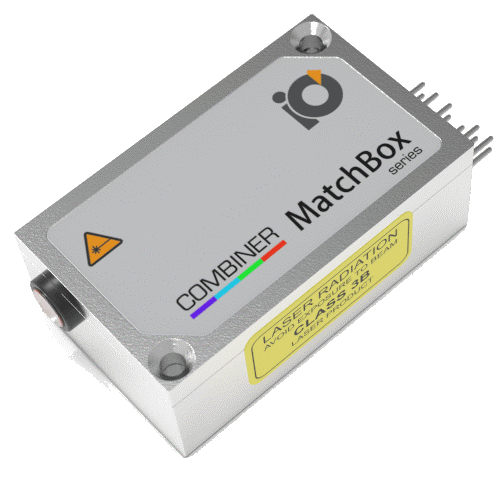 Integrated Optics MatchBox Combiner