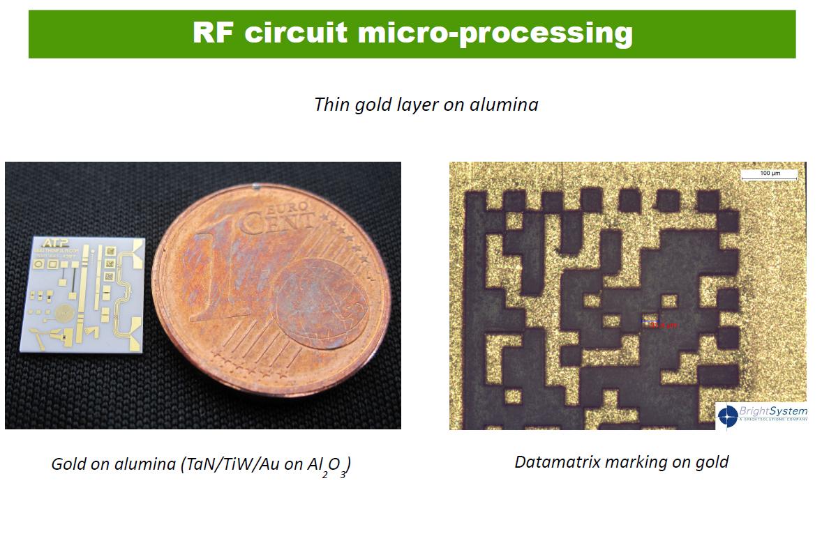 RF circuit micro-processing